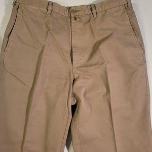 Faconnable men's tan pants size 33